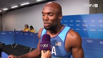 SPECIAL INTERVIEW WITH  LaShawn Merritt