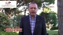 Cumhurbaşkanı Erdoğan AK Parti 15 yılı mesajı
