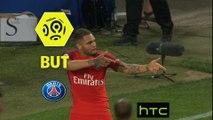 But Layvin KURZAWA (74ème) / SC Bastia - Paris Saint-Germain - (0-1) - (SCB-PARIS) / 2016-17