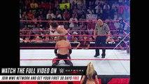 Edge vs. Carlito- Raw, Aug. 14, 2006 on WWE Network - Dailymotion