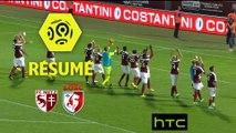 FC Metz - LOSC (3-2)  - Résumé - (FCM-LOSC) / 2016-17