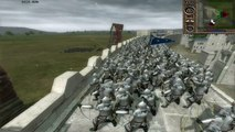 Third Age Total War Battle  The Siege Of Minas Tirith Part1 2 [The Lord Of Rings] By Magister