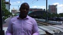 Charlotte's light-rail construction offers a Purple Line preview