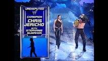 Kane & Triple H vs Kurt Angle & Chris Jericho With Stephanie McMahon SmackDown 02.28.2002 (HD)