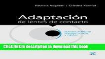 [Popular] Adaptación de lentes de contacto blandos esféricos, blandos tóricos y rígidos