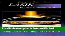 [Popular] LASIK Vision Correction Paperback Online