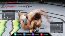 EA Sports UFC 2 Ground Game Tips - How To Block Transitions Tutorial - EA Sports UFC 2 Tips