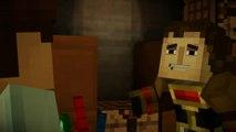 MINECRAFT MULTI PLAYER MOD POCKET EDITION HUNGER GAMES XBOX SURVIVAL MOD SPOTLIGHT STORY MOD EPISODE 2 #1