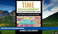 Must Have  Time management: The ultimate time management guide (time management, time management