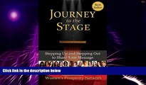 Big Deals  Journey to the Stage  Stepping Up and Stepping Out to Share Your Message  Free Full