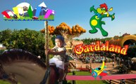 Amusement Park Family Fun GARDALAND Italy