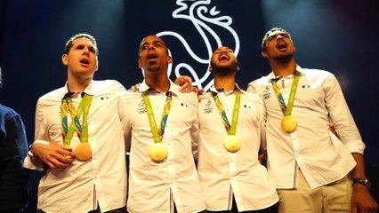 De l'or à Rio pour l'équipe de France d'épée, premières réactions !