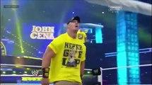 The Rock vs. John Cena, WrestleMania 29