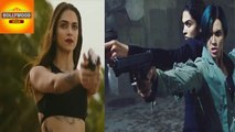 Deepika Padukones's Pictures From XXX Film | Edit Room Pictures | Bollywood Asia