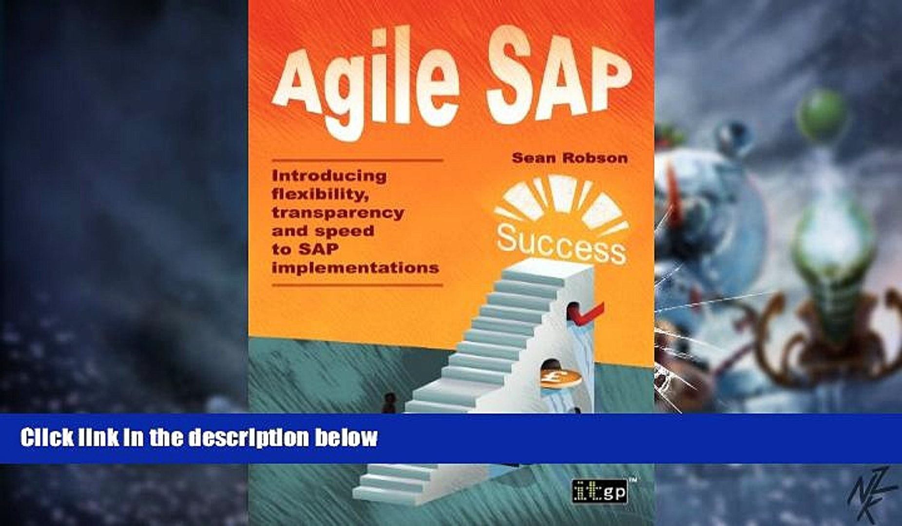 Big Deals  Agile SAP: Introducing flexibility, transparency and speed to SAP implementations  Best