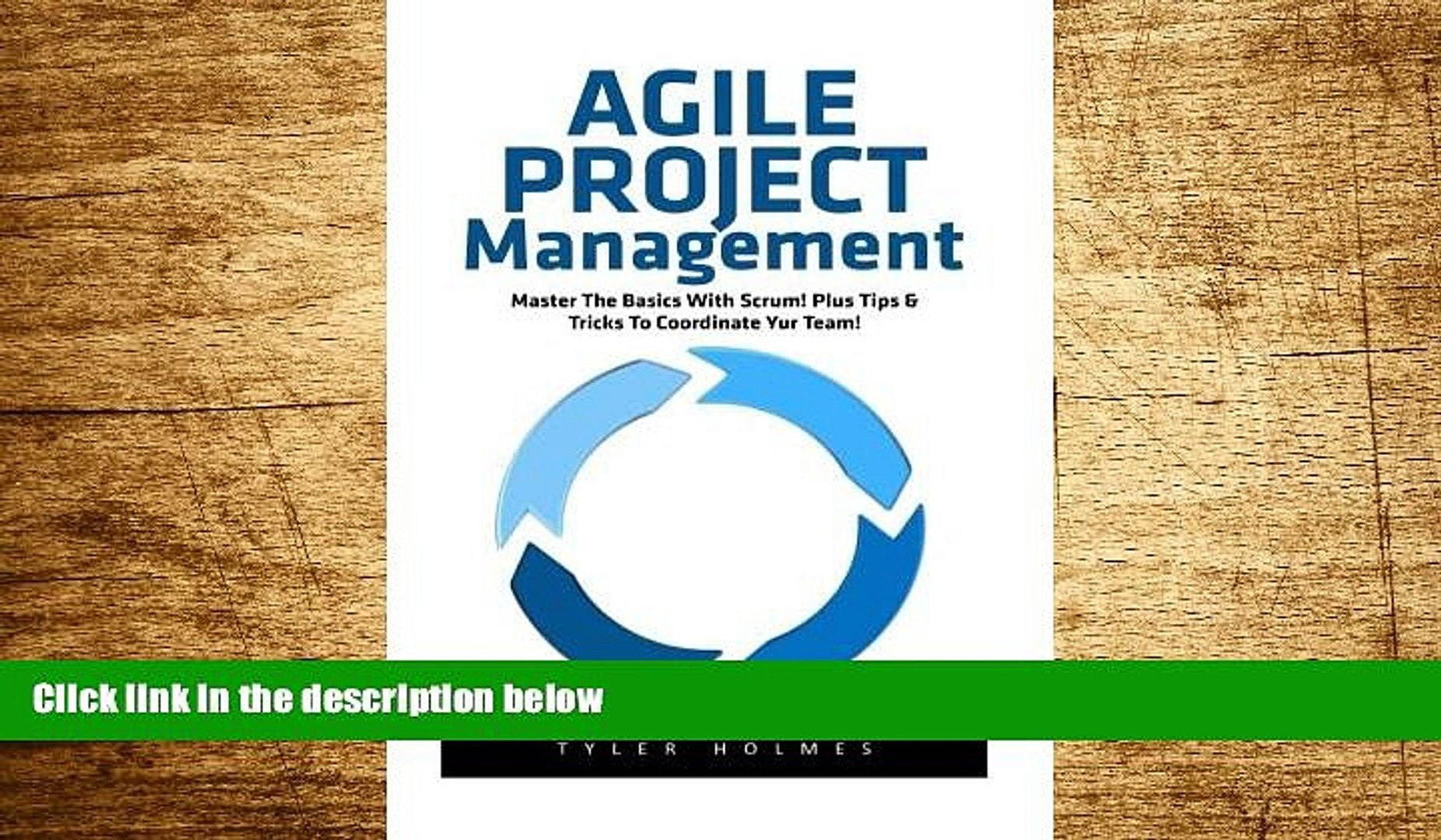 Agile Basics must have agile project management: master the basics with scrum! plus tips  tricks to