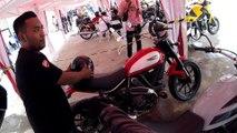 GIIAS 2016 Motor Part 4 Scrambler, Django 150 Metropolis 400, vespa sprint 150, satria f 150