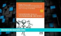 Must Have PDF  Vendedor malo, vendedor bueno (Accion Empresarial) (Spanish Edition)  Best Seller