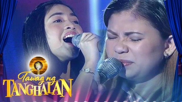 Tawag Ng Tanghalan: Julia Faith vs Emmalou