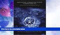 Big Deals  Mediator Communication Competencies: Problem Solving and  Best Seller Books Best Seller