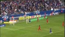 SC Bastia - Paris Saint-Germain (0-1) - Highlights - (SCB - PARIS)   2016-17