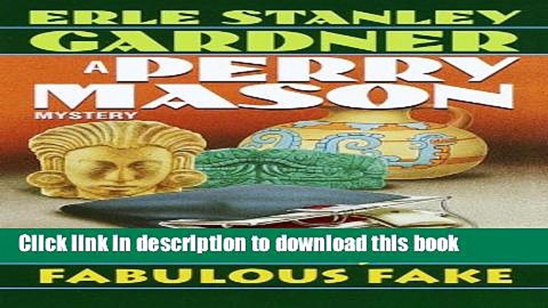 [Popular] The Case of the Fabulous Fake (Perry Mason Mysteries (Fawcett Books)) Kindle Free