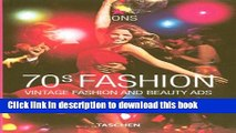 [PDF] 70s Fashion: Vintage Fashion and Beauty Ads (Icons) [Online Books]