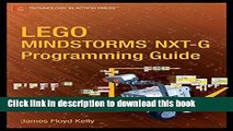 Read Cengage Lego Mindstorms NXT 2 0 for Teens is a step-by