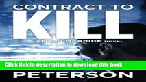 [Popular] Contract to Kill (The Nathan McBride Series) Hardcover OnlineCollection
