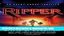 [Popular] Ripper (Event Group Thrillers) Hardcover OnlineCollection