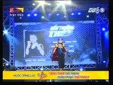 VÕ CỔ TRUYỀN 13/8/2016 Trận 3 : Nguyễn Thị Thi Thơ (Tiền Giang) VS Doãn Thị Nhuần (Hưng Yên)