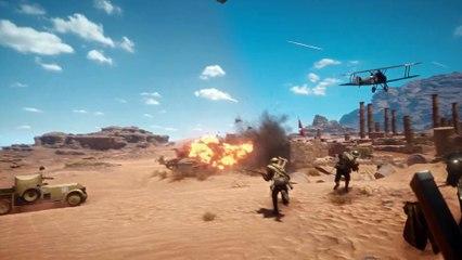 Official Gameplay Trailer de Battlefield 1