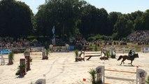 Normandie horse Show. Le Grand Prix en bouquet final