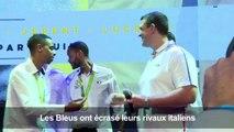 Rio-2016: l'épée redore le blason français
