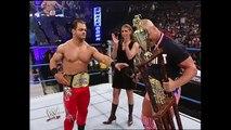 Stephanie McMahon & Kurt Angle & Chris Benoit Segment SmackDown 10.24.2002 (HD)