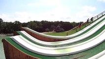 Royal Flush Slide at BSR Cable Park