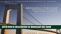 [PDF] Bridging the Gap Between College and Law School Download Online