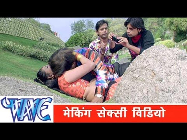 मेकिंग सेक्सी वीडियो क्लिप  Makeing Sexy Video Clip - Prem Diwani - Bhojpuri Hot - Comedy Scence HD