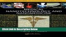 Ebook Medical Nanotechnology and Nanomedicine (Perspectives in Nanotechnology) Full Online