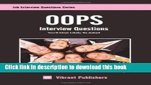 [PDF] OOPS Interview Questions You ll Most Likely Be Asked Full Online