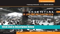 Books Essential Epidemiology: An Introduction for Students and Health Professionals (Essential