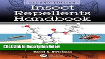 Books Insect Repellents Handbook, Second Edition Full Download
