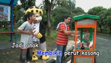 Abang Tukang Bakso - Daffa & Khalista (feat Kak Nunuk)