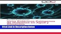 Ebook Virus Entéricos Patógenos de Humanos en Agua y Alimentos  Virus entéricos humanos