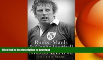 READ  Rucks, Mauls   Gaelic Football  PDF ONLINE