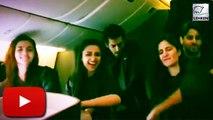 (Video) Katrina Kaif, Alia Bhatt, Sidharth Malhotra DANCE On Kala Chashma
