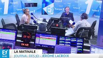 Journal des Jeux Olympiques - Renaud Lavillenie, roi déchu et les volleyeurs français déçus