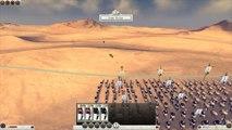Total War  Rome 2 - Massive Battles -  300 elephants vs. 5000 Roman Legionnaires