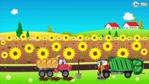 Koparka i Ciężarówka dla dzieci | Bajki dla dzieci o samochodach | Bajki dla dzieci po polsku
