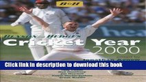 [Popular Books] Benson and Hedges Cricket Year 2000 Download Online